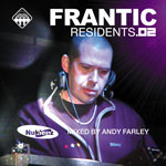 FRANTIC RESIDENTS 02: MIXED BY ANDY FARLEY